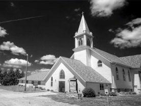 Benton Lutheran Church, Crooks, SD
